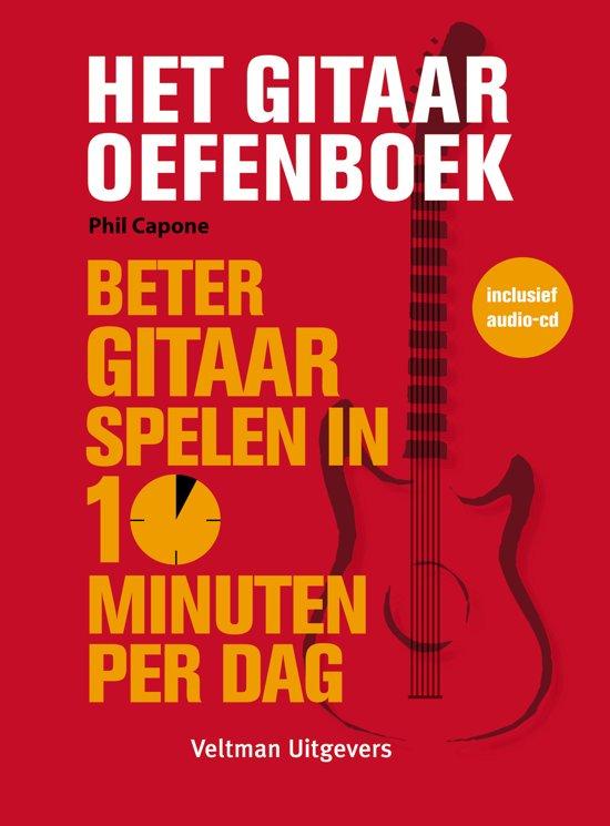 Het gitaaroefenboek