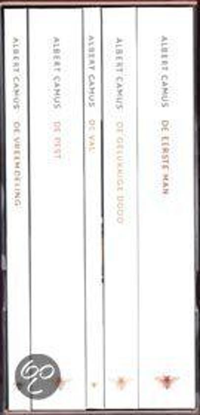 Bolcom Verzamelde Romans In Cassette De Romans Albert