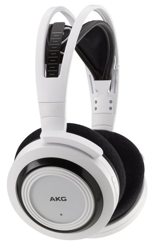 AKG K935 - Draadloze over-ear koptelefoon voor TV - Wit