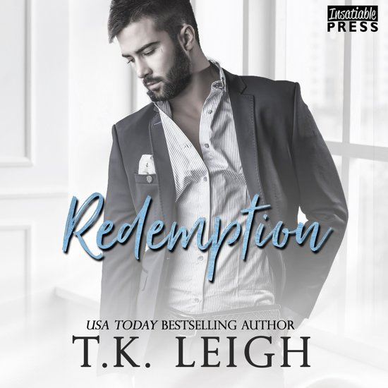 Boek cover Redemption van Simone Leigh (Onbekend)