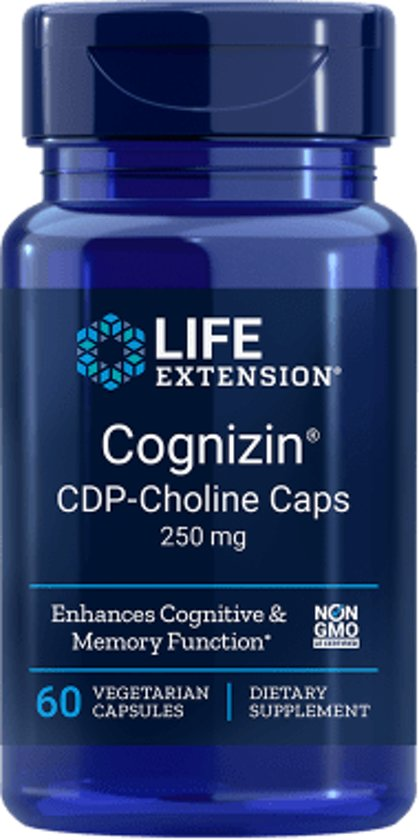 Life Extension CDP-Choline Caps