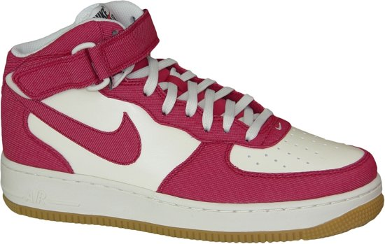 quality design 0ba5e fd4ad Nike Air Force 1 Mid 315123-607, Mannen, Wit, Sneakers maat