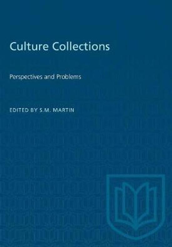 Culture Collections