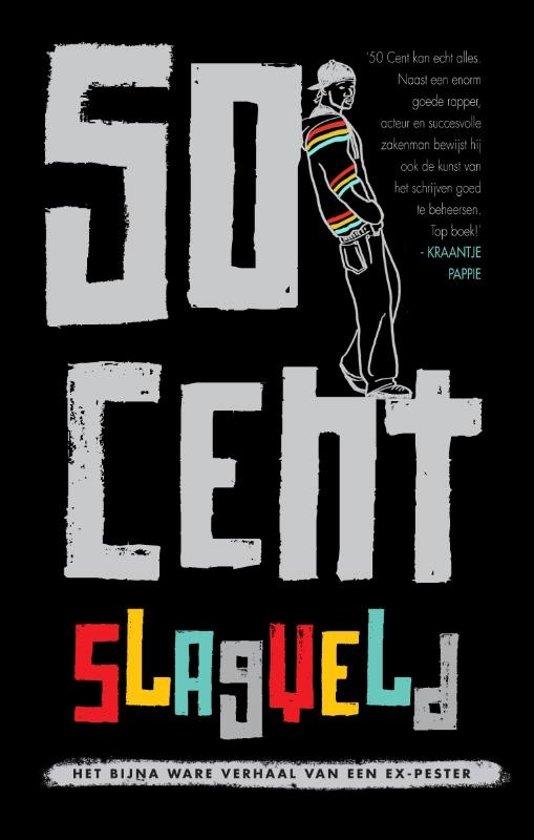 Boek cover Slagveld van 50 Cent (Hardcover)