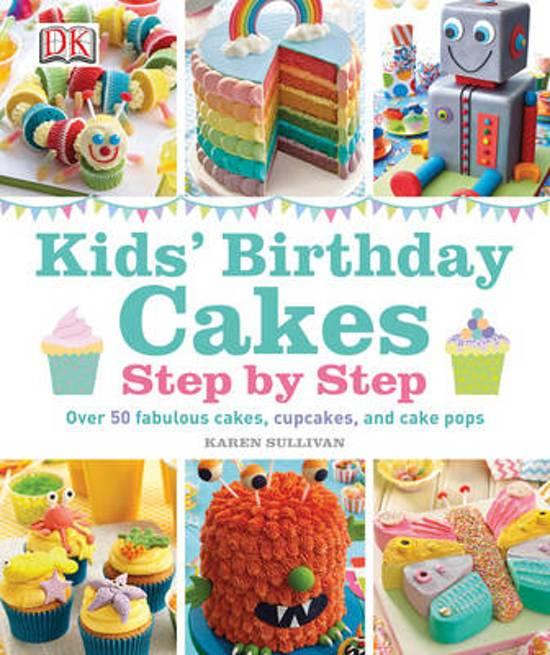 Tremendous Bol Com Kids Birthday Cakes Karen Sullivan 9781409357193 Funny Birthday Cards Online Alyptdamsfinfo
