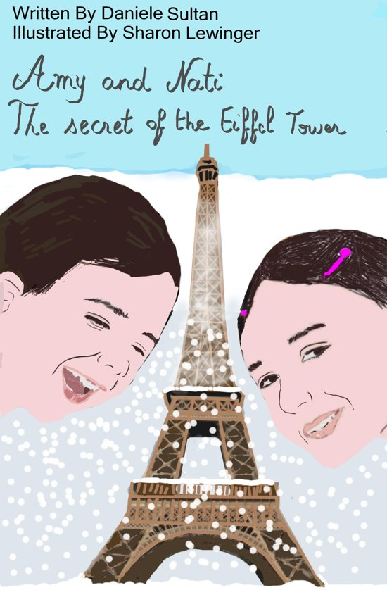 AMY AND NATI: The secret of the Eiffel Tower
