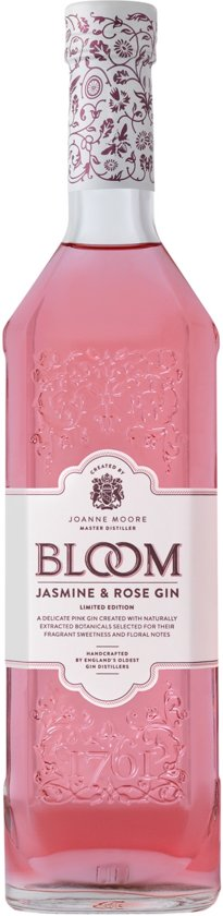 Bloom Pink Gin - 70 cl