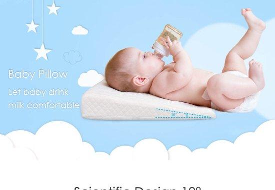 Kussen Voor Baby : Is dit kussen dé oplossing voor baby s die maar niet willen slapen