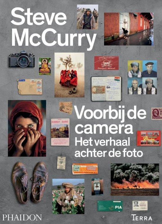 Boek cover Voorbij de camera van Steve McCurry (Hardcover)