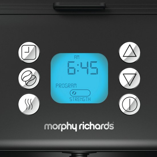 Morphy Richards M162010EE Accents Filter Koffiezetapparaat
