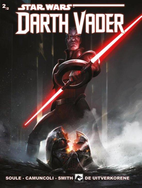 Boek cover Star Wars - Darth Vader De uitverkorene 2 van Charles Soule (Paperback)