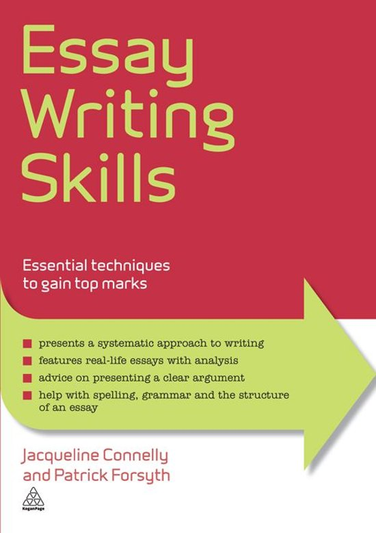 essay about writing skills