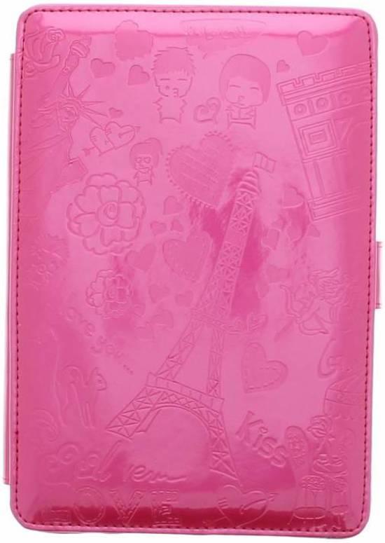 Cas Romantique Comprimé Rose Brillant Pour Ipad Mini / 2/3 OIBBDr9ZP