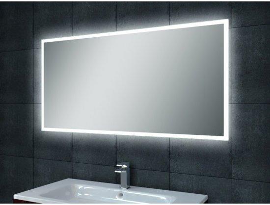 bol.com | Badkamerspiegel Quatro LED - 80x60 cm