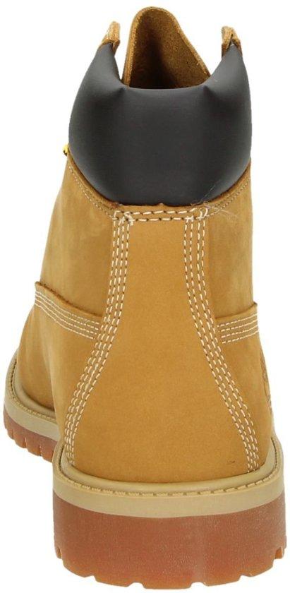 Inch 12909 37 Premium Timberland Honing Maat Bruin Junior Geel 6 Veterboots wpqCI1