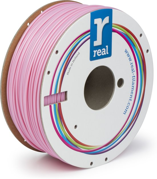 REAL Filament ABS roze 2.85mm (1kg)