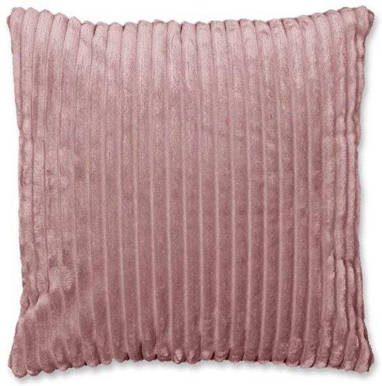 Unique Living sierkussen Dez old pink
