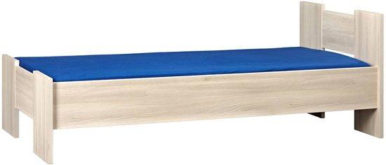 BEUK Bedframe 120X210 cm - Licht Hout - Wouw