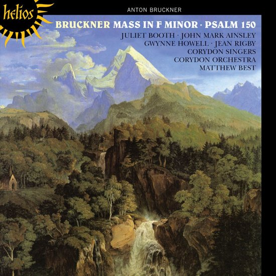 Bruckner: Mass In F Minor