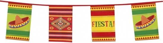 Mexicaanse vlaggenlijn 10 meter