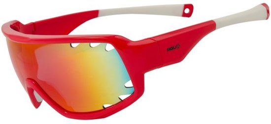 a17989c356e710 AGU Soar - Sportbril - Lenscat. 3 - ☀ - Rood