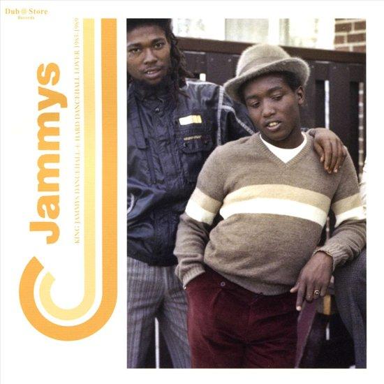 King Jammys Dancehall 4: Hard Dancehall Lover 1985-1989