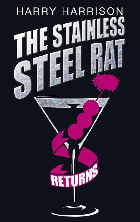 Afbeelding van The Stainless Steel Rat Returns
