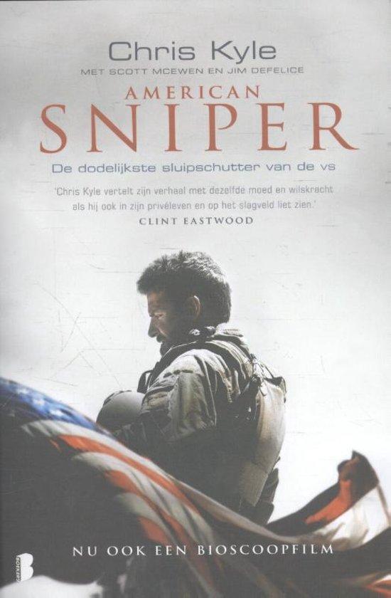 Boek cover American sniper van chris Kyle (Paperback)