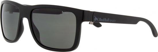 Red Bull Spect Eyewear Sportzonnebril Wing1 Matzwart (001pn)