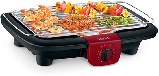 Elektrische Barbecue Tefal.Tefal Easygrill Elektrische Barbecue Tafel Barbecue