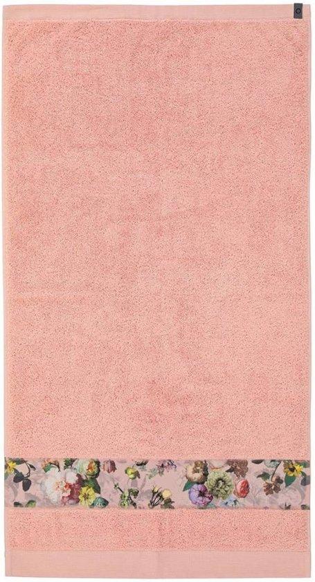 Bol Com Essenza Handdoek Fleur Rose 60x110
