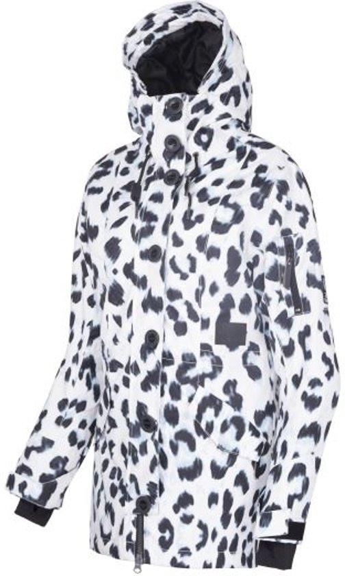 Rehall Dana-R dames ski jas S white leopard