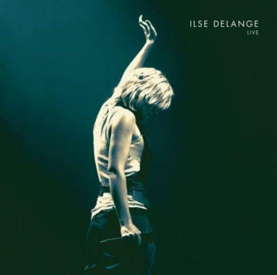CD cover van Ilse Delange Live van Ilse DeLange