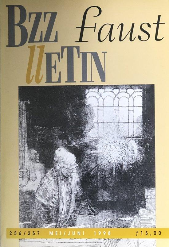 BZZLLETIN 256-257 FAUST - none pdf epub