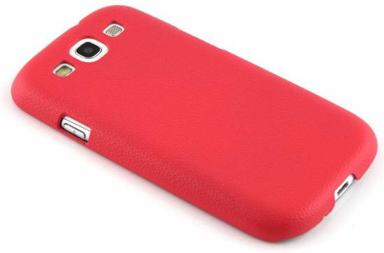 Coton Couverture Étui Rigide Pour Samsung Galaxy S3 / Neo eBatOrvr