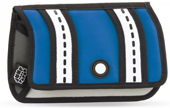 Jumpfrompaper Pouch Blue Jumpfrompaper Stripe Stripe WPn158z