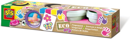 SES ECO Vingerverf Girly