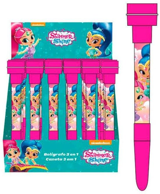Shimmer and Shine 3 in 1 pen