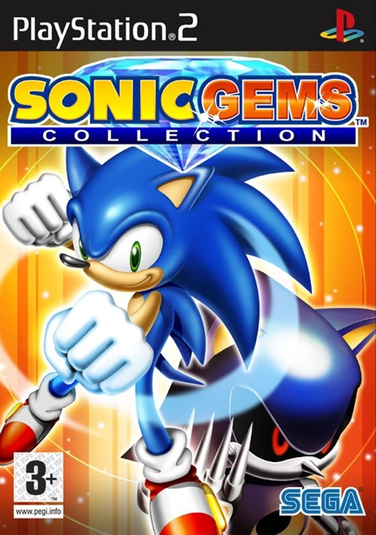 bol.com | Sonic Gems Collection PS2, Sega | Games