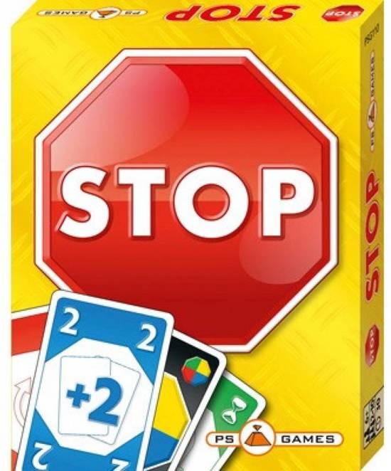 Afbeelding van het spel Stop - Kaartspel