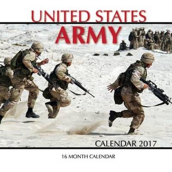 United States Army Calendar 2017