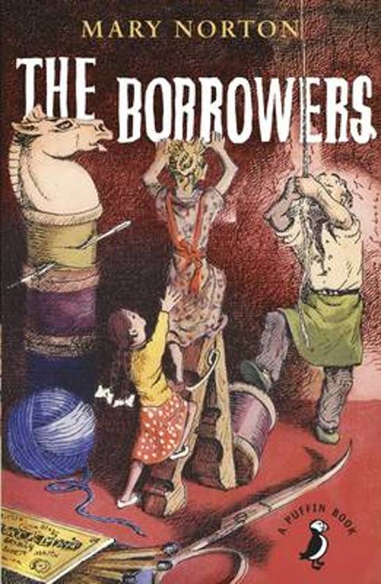 Bol The Borrowers Mary Norton 9780141354866 Boeken