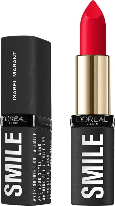 L'Oréal Paris X Isabel Marant Lippenstift - 05 Pigalle Western