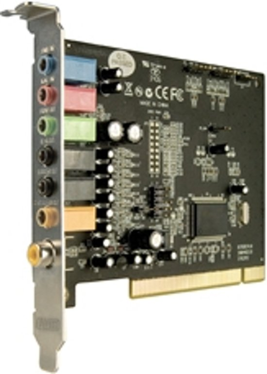 PCI Sound Card 7.1CH