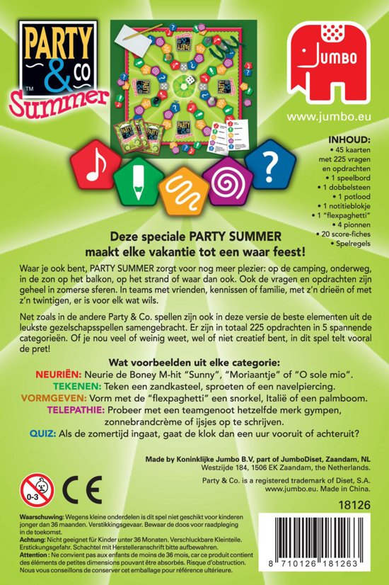 Party & Co Summer