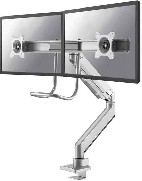 Newstar Monitor Arm NM-D775DXZILVER