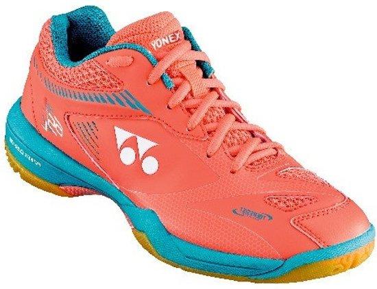 Yonex Badmintonschoenen Shb-65z2 Dames Oranje/blauw Maat 40