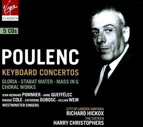 Poulenc: Keyboard Concertos