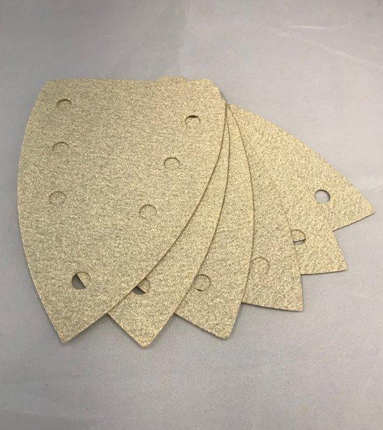Suilen Schuurpapier Delta 100 stuks 100 X 150 Klittenband Korrel 180