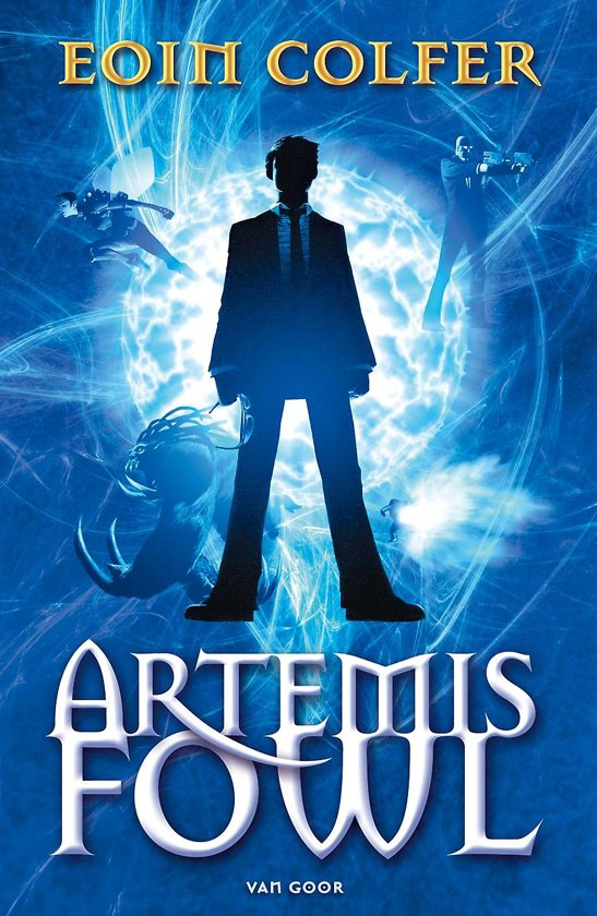 Bol Com Artemis Fowl Eoin Colfer Amp Andrew Donkin